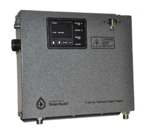 IWG T-Series Tankless Water Heater - photo